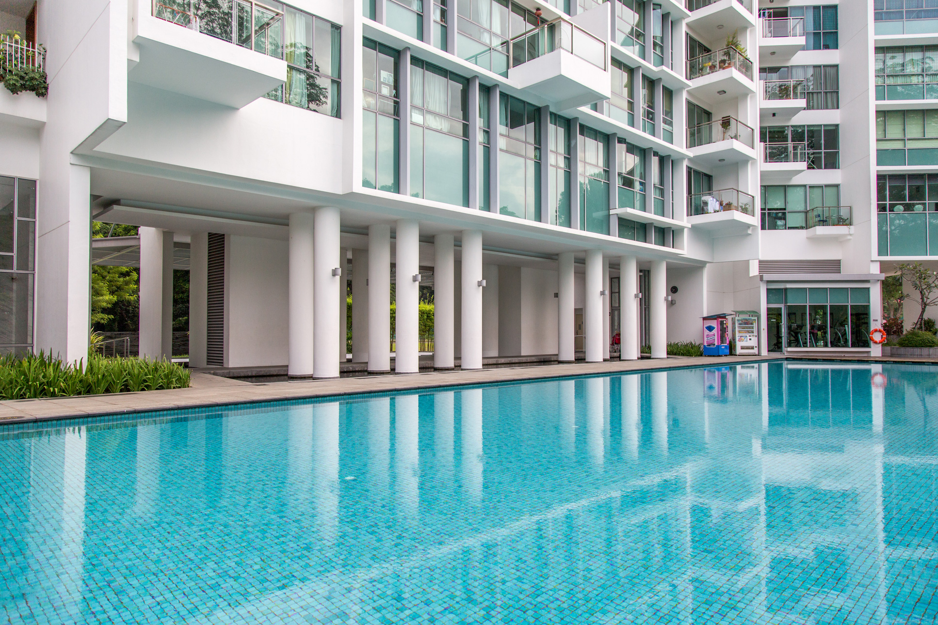 The Chuan Lorong Chuan Condominium Singapore