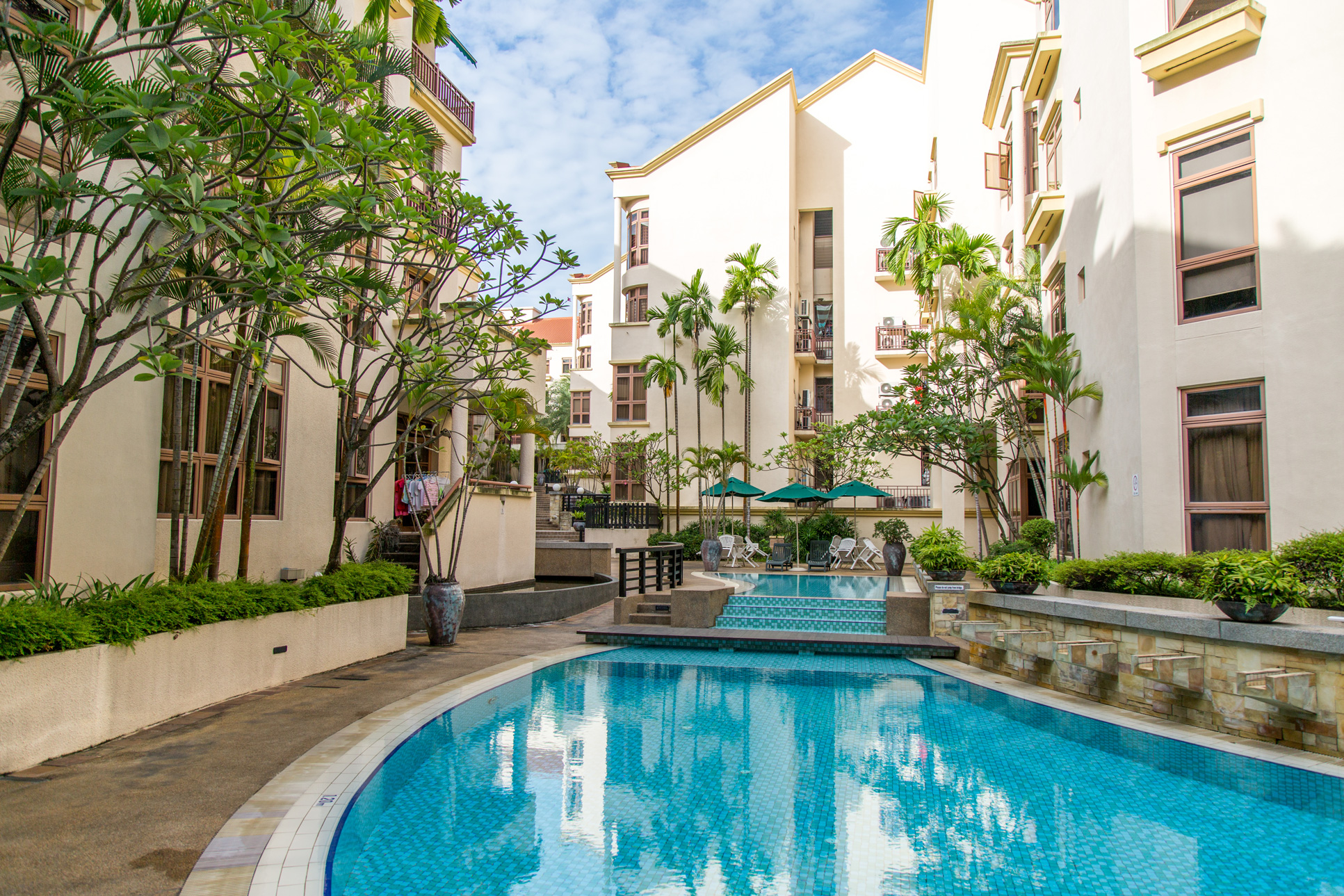 High Oak well-managed property condominium district 21 Singapore