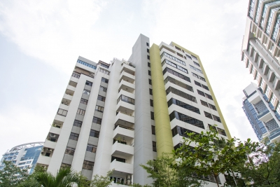 La Ville well managed property East Singapore District 15
