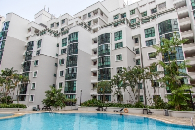 Westmere Condominium well managed property jurong east Singapore